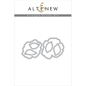 Altenew STRENGTH BLOOMS Die Set ALT2238