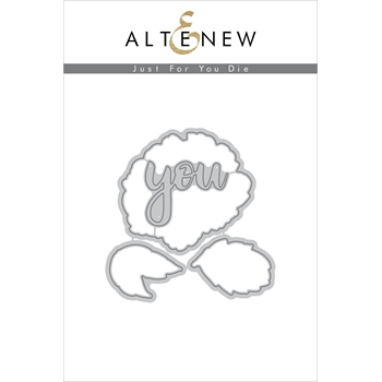 Altenew JUST FOR YOU Die Set ALT2227