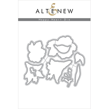 Altenew HAPPY HEART Die Set ALT2221