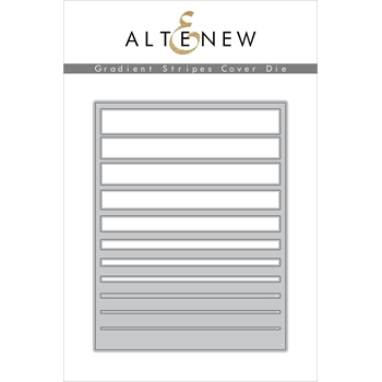 Altenew GRADIENT LINES COVER Die ALT2218
