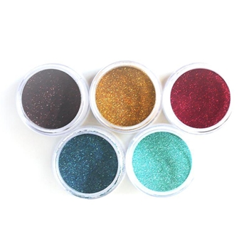 Elizabeth Craft Designs EARTH Glitter Palette gp001