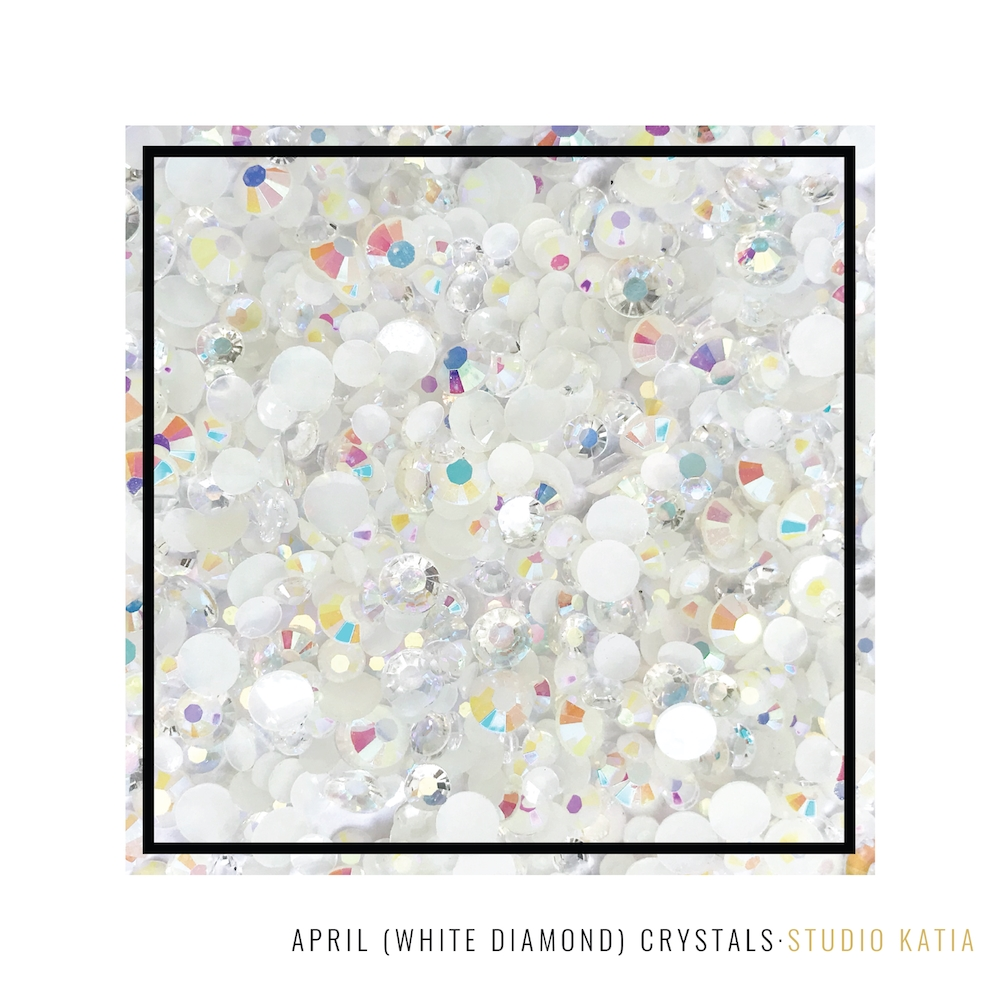 Studio Katia April Crystals