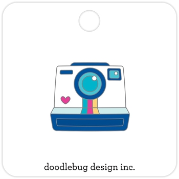 Doodlebug SMILE! Collectable Pin Hello 5983