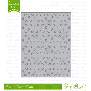 SugarPea Designs EYELET COVERPLATE SugarCuts Dies spd-00288