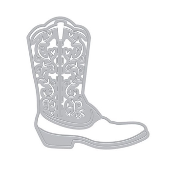 Hero arts Fancy Dies FANCY BOOT DI510