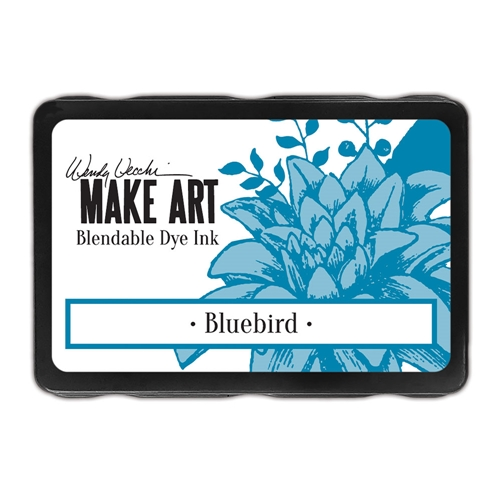 Ranger Wendy Vecchi BLUEBIRD Make Art Dye Ink Pad wvd62578 Preview Image
