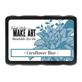 Ranger Wendy Vecchi CORNFLOWER BLUE Make Art Dye Ink Pad wvd62585