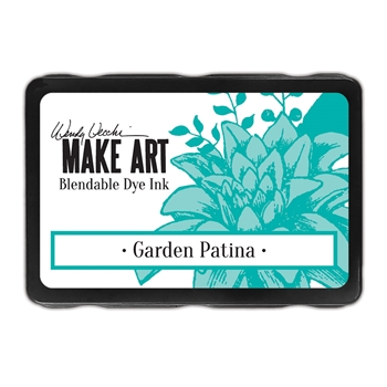 Ranger Wendy Vecchi GARDEN PATINA Make Art Dye Ink Pad wvd62608
