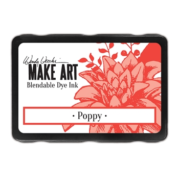 Ranger Wendy Vecchi POPPY Make Art Dye Ink Pad wvd62622