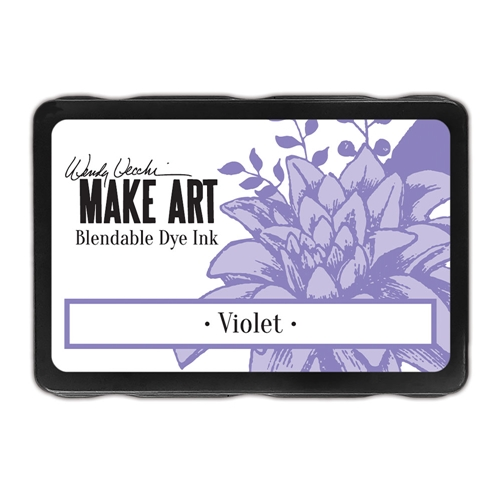 Ranger Wendy Vecchi VIOLET Make Art Dye Ink Pad wvd62660 Preview Image