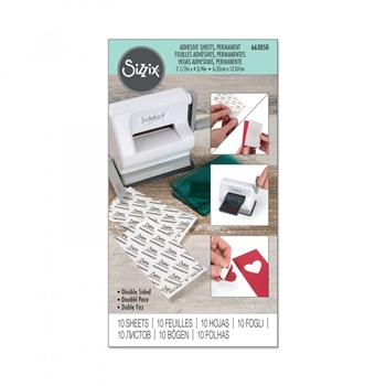 Sizzix ADHESIVE SHEETS Small 663050