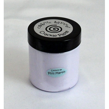 Cosmic Shimmer FROSTED HEATHER Crackle Paste cra439
