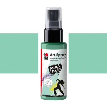 Marabu AQUAMARINE Acrylic Art Spray 12099005255