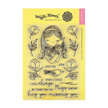 Waffle Flower ALWAYS Clear Stamps 271180