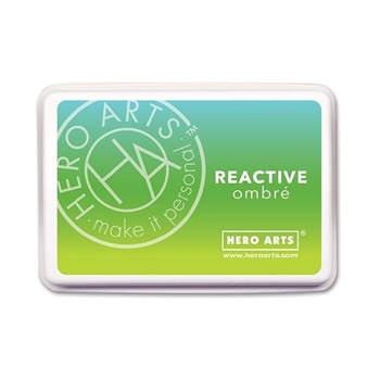 Hero Arts Ombre REACTIVE SPRING DAY Ink Pad AF417