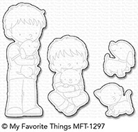 My Favorite Things LITTLE BUDDIES DIe-Namics MFT1297