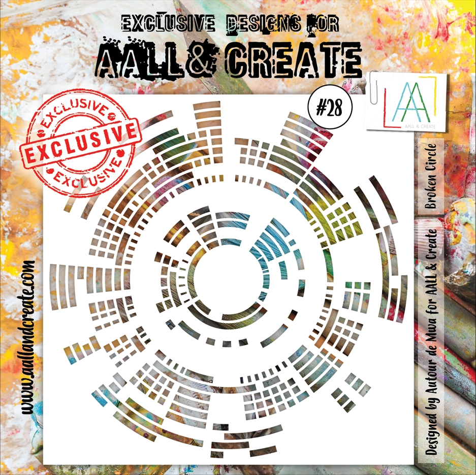 AALL & Create STENCIL 28 aal10028 zoom image