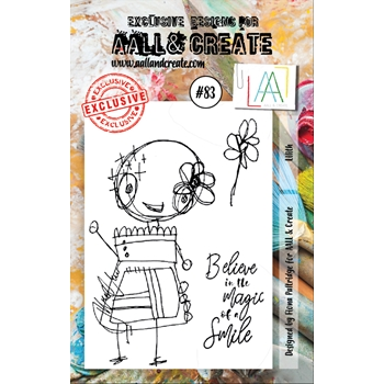 AALL & Create LILITH 83 Clear Stamp Set aal00083