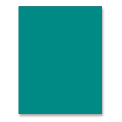 Simon's Exclusive Teal Card Stock