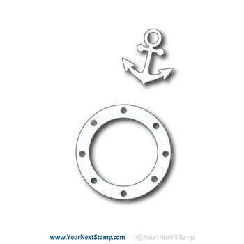 Your Next Die PORTHOLE AND ANCHOR ynsd750