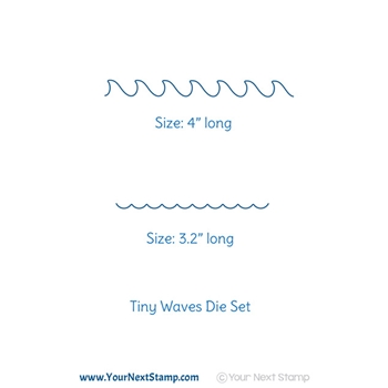 Your Next Die TINY WAVES ynsd753