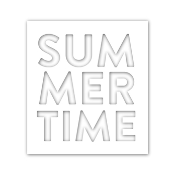 Simon Says Stamp SUMMERTIME Wafer Dies sssd111833 Sending Sunshine