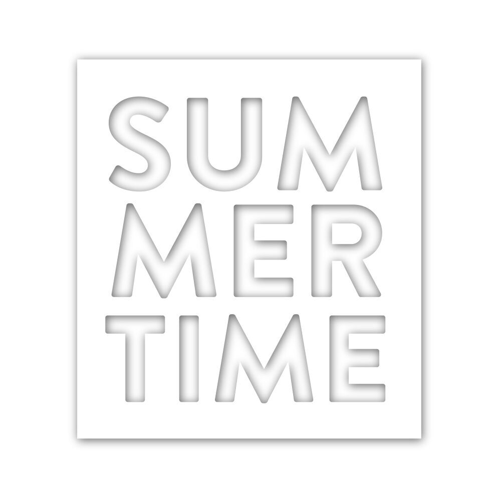 Simon Says Stamp SUMMERTIME Die