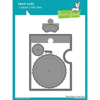 RESERVE Lawn Fawn REVEAL WHEEL Die Cuts LF1703
