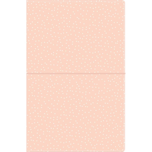 Simple Stories BLUSH SPECKLE Traveler's Notebook 10197 Preview Image