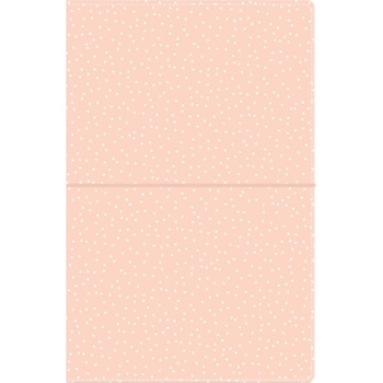 Simple Stories BLUSH SPECKLE Traveler's Notebook 10197*