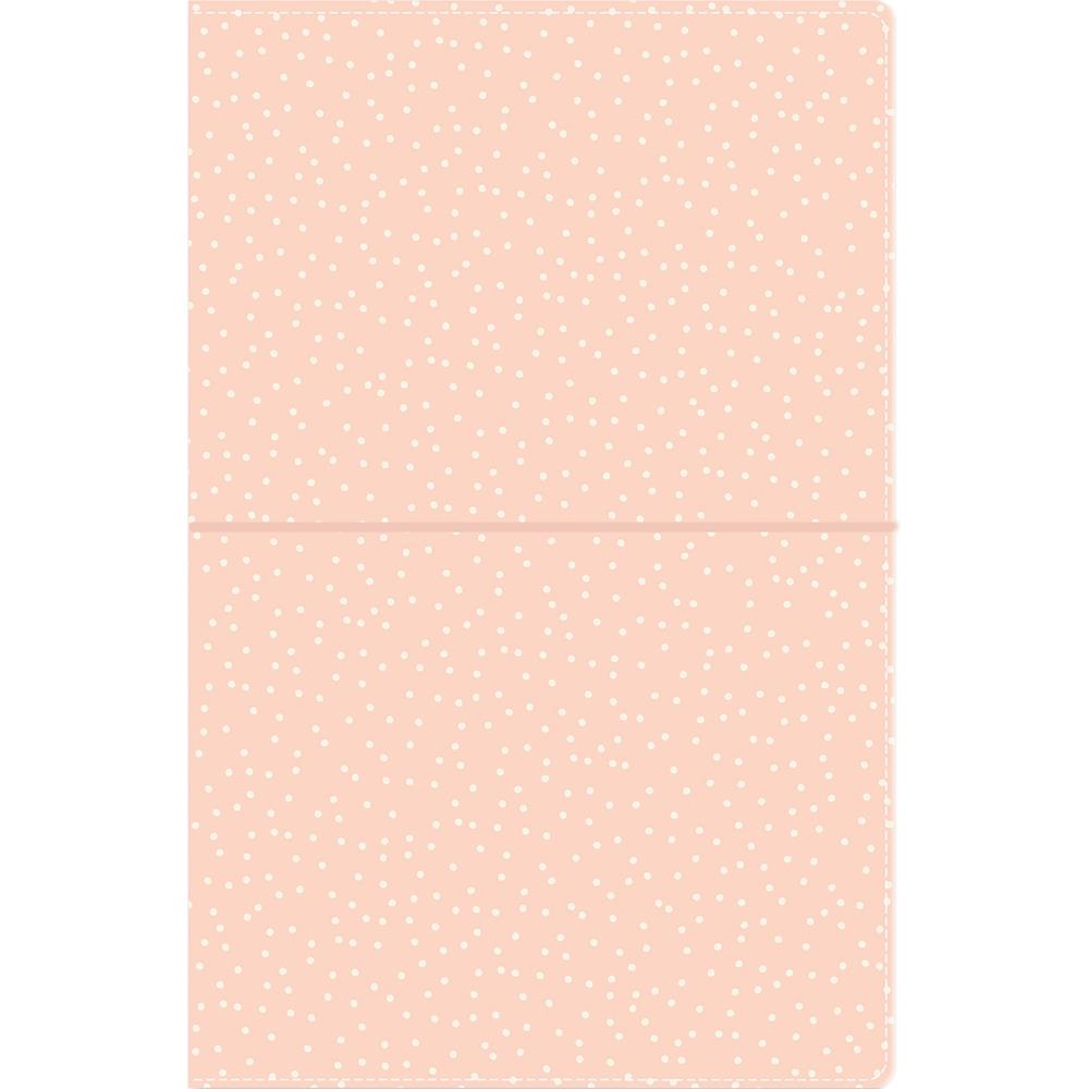 Simple Stories BLUSH SPECKLE Traveler's Notebook 10197 zoom image