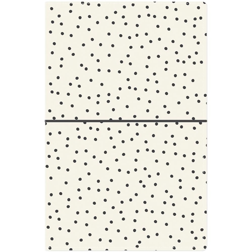 Simple Stories CREAM DOT Traveler's Notebook 10198 Preview Image