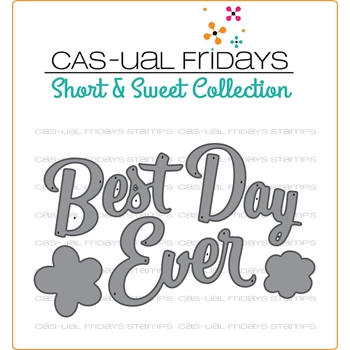 CAS-ual Fridays BEST DAY Fri-Dies CFD1810