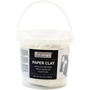 Prima Marketing PAPER CLAY BUCKET Re-Design 633875
