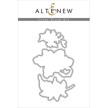 Altenew CROWN BLOOM Dies ALT2260