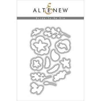 Altenew BRIDE TO BE Dies ALT2258