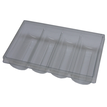 Best Craft Organizer WALL BOX 1 WASHI INSERT 150wb1inwt