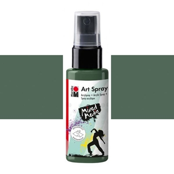 Marabu KHAKI Acrylic Art Spray 12099005041
