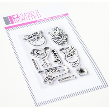 Clearly Besotted MIX IT UP Clear Stamps