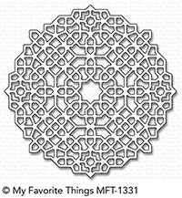 My Favorite Things MOROCCAN MOSAIC Die-Namics mft1331