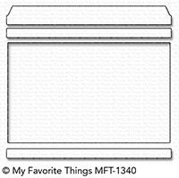 My Favorite Things AQUARIUM Die-Namics mft1340