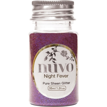 Tonic NIGHT FEVER Nuvo Pure Sheen Glitter 1101n