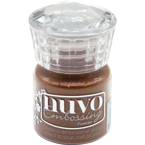Tonic COPPER BLUSH Nuvo Embossing Powder 613n Preview Image