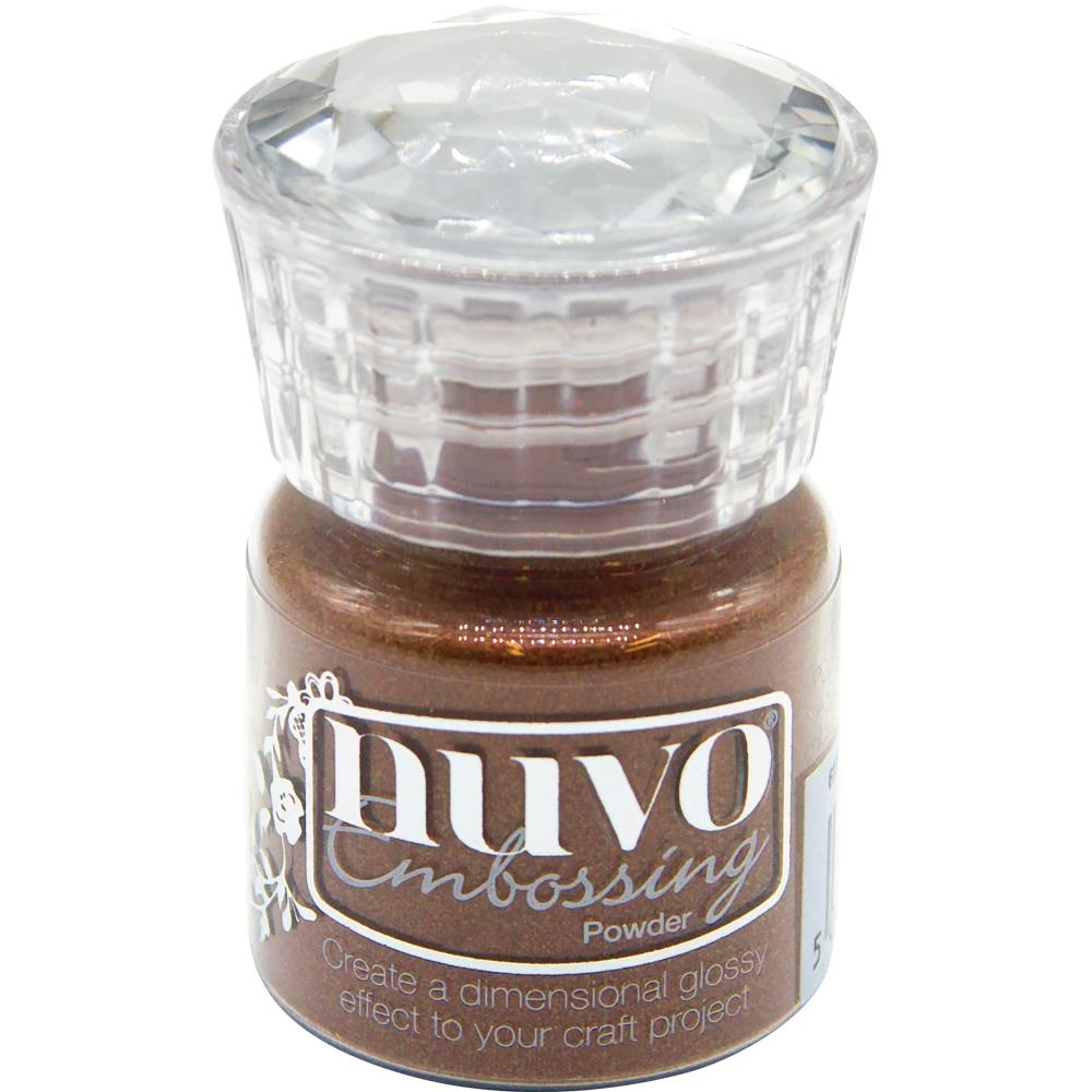 Tonic COPPER BLUSH Nuvo Embossing Powder 613n zoom image