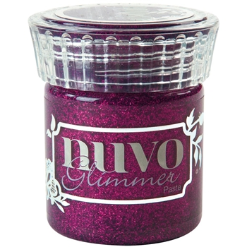 Tonic PLUM SPINEL Nuvo Glimmer Paste 962n