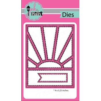 Pink and Main SUNNY COVERS Dies PNM159