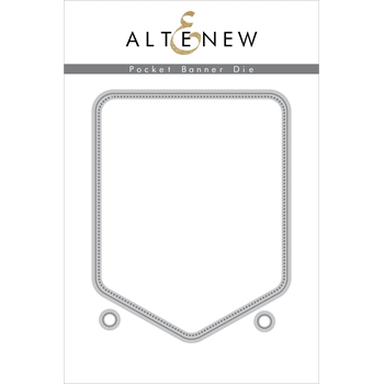 Altenew POCKET BANNER Dies ALT2376