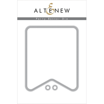 Altenew PARTY BANNER Dies ALT2375