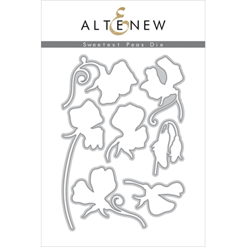 Altenew SWEETEST PEAS Dies ALT2339
