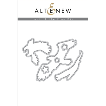 Altenew LAND OF THE FREE Dies ALT2328